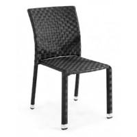 Плетеный стул Colico, без подлокотников