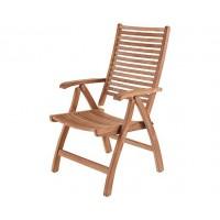 Кресло из тика Calcutta, раскладное