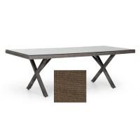 Плетеный стол Ninja, 200х100см