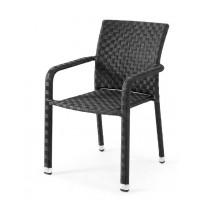 Плетеное кресло Colico, искусственный ротан