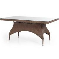 Плетеный стол Ninja 160х90см