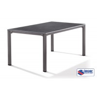 Стол из алюминия Puroplan, алюминиевый каркас