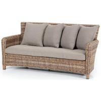 Плетеный диван Venus