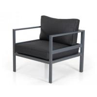 Leone кресло, серое