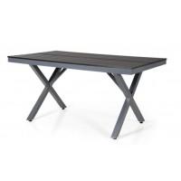 Leone стол 150х90см серый