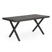 Leone стол 150х90см, черный