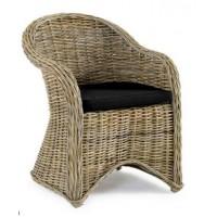 Кресло из ротанга Lorna