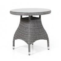 Плетеный стол Ninja, d70см