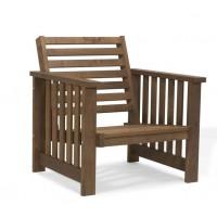Кресло из дуба Gotland