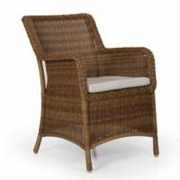 Кресло Lilly, темно-натуральный
