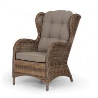 Подушка для кресла Evita, цвет бежевый