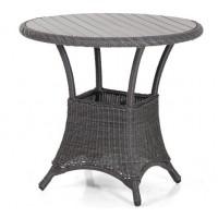 Плетеный стол Magda, d80см