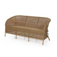 Плетеный диван Magda