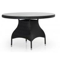 Плетеный стол Ninja, d120 см