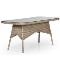 Обеденный стол Modesto, бежевый
