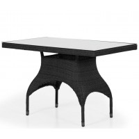 Плетеный стол Ninja, 110х65см