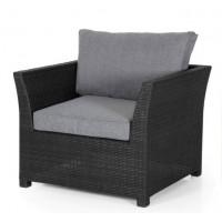 Кресло Medison, черный