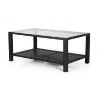 Стол Medison, черный 120х70см